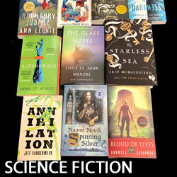 Science Fiction & Fantasy Books