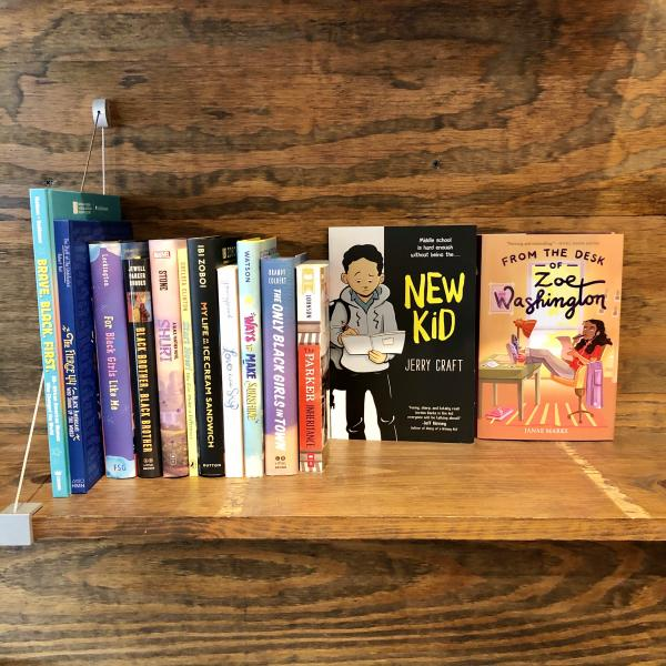 Middle Grade Social Justice Books