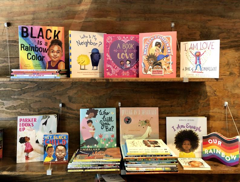Social Justice Picture Books