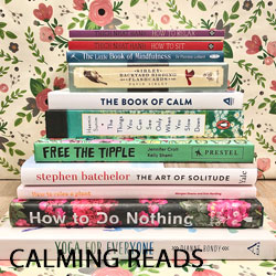 Calming reads