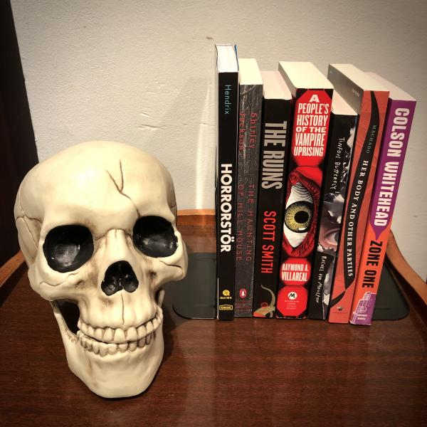 horror books
