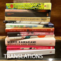Books in translation