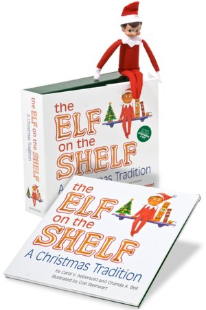 Signed THE ELF ON THE SHELF